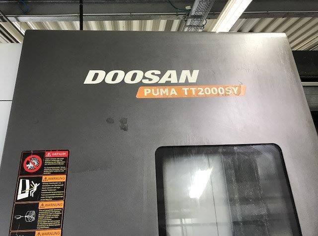 TOUR CN DOOSAN PUMA TT 2000SY