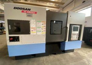 Centre d'Usinage 5 Axes DOOSAN VC630